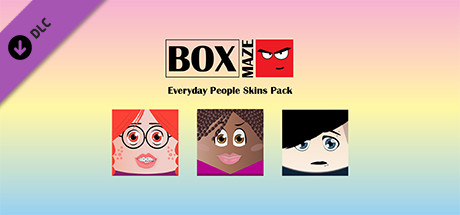 Box Maze - Everyday People Skins Pack