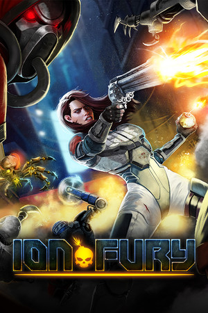 Ion Fury poster image on Steam Backlog