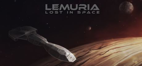 Lemuria: Lost in Space cover art