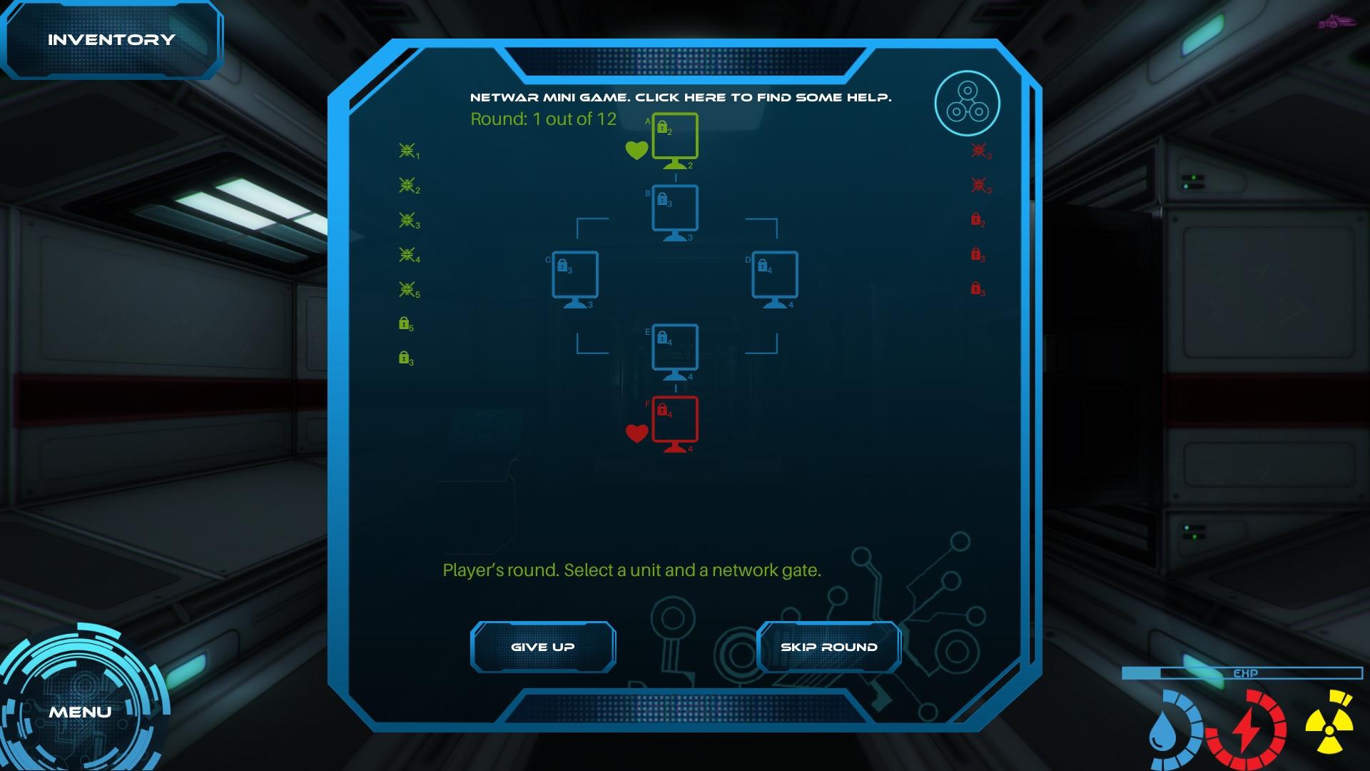 Lemuria: Lost in Space Screenshot 2