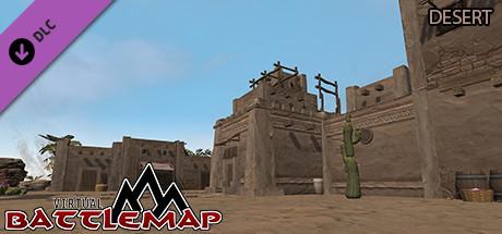 Virtual Battlemap DLC - Deserts