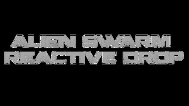 Alien Swarm: Reactive Drop logo