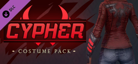 Seraph - Cypher (Costume pack)