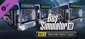 Bus Simulator 16 - Mercedes-Benz Citaro Pack