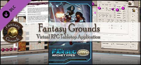 Fantasy Grounds - The Last Parsec: Archetypes (Savage Worlds) on Steam