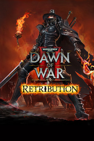 Warhammer 40,000: Dawn of War II: Retribution poster image on Steam Backlog