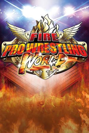 Fire Pro Wrestling World poster image on Steam Backlog