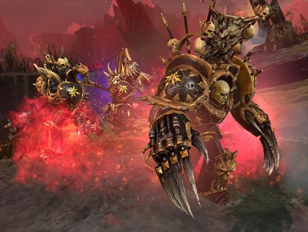 Warhammer 40,000: Dawn of War II - Retribution Chaos Space Marines Race Pack (DLC)