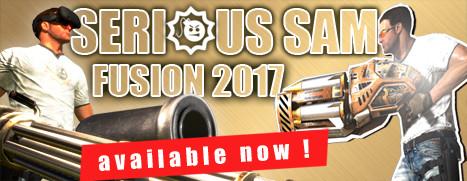 Serious Sam Fusion 2017 (beta)