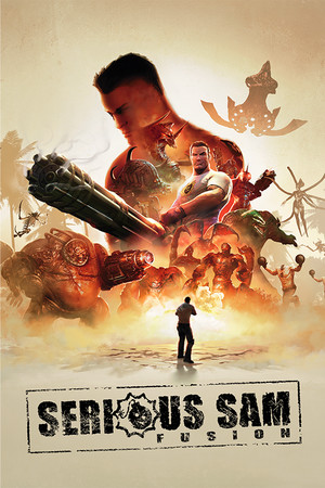 Serious Sam Fusion 2017 (beta) poster image on Steam Backlog