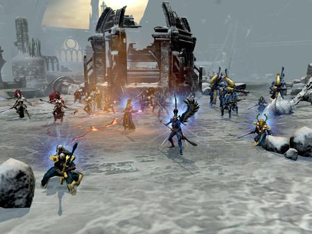 Warhammer 40,000: Dawn of War II - Retribution Eldar Race Pack