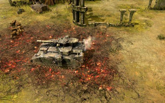 Warhammer 40,000: Dawn of War II - Retribution Imperial Guard Race Pack (DLC)