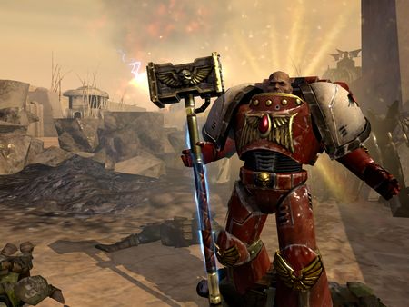 скриншот Warhammer 40,000: Dawn of War II - Retribution Space Marines Race Pack 5