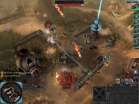 скриншот Warhammer 40,000: Dawn of War II - Retribution Space Marines Race Pack 4