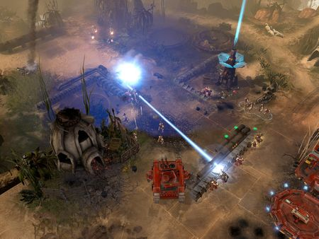 скриншот Warhammer 40,000: Dawn of War II - Retribution Space Marines Race Pack 2