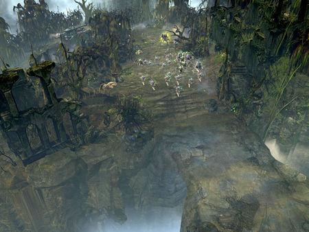 скриншот Warhammer 40,000: Dawn of War II - Retribution Tyranid Race Pack 1