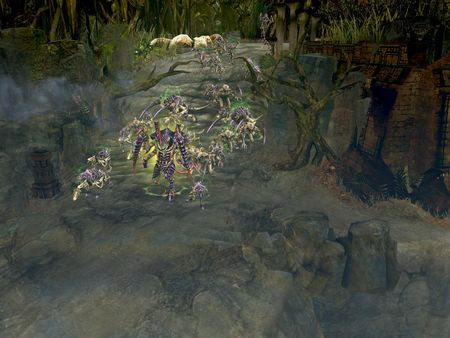 скриншот Warhammer 40,000: Dawn of War II - Retribution Tyranid Race Pack 0