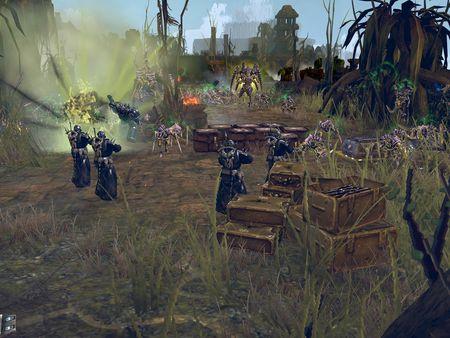 скриншот Warhammer 40,000: Dawn of War II - Retribution Tyranid Race Pack 3