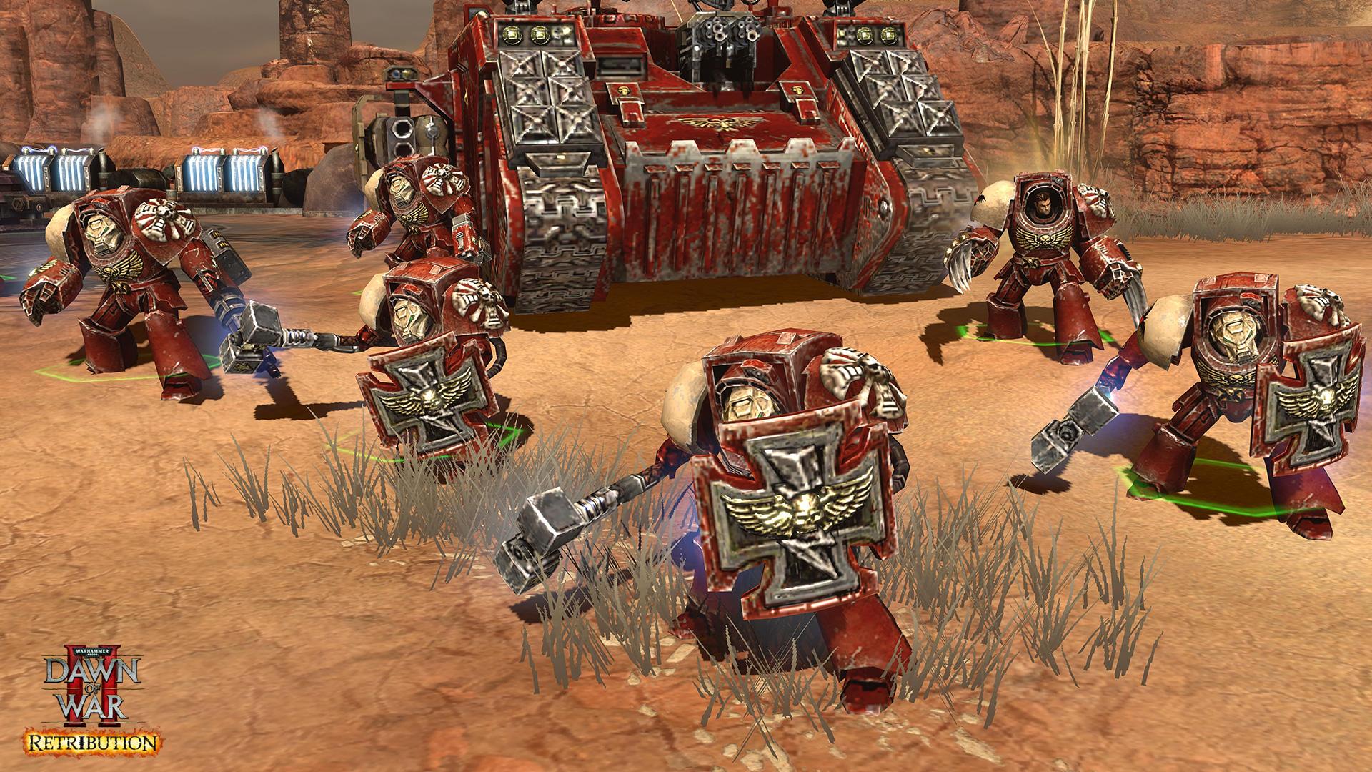 Warhammer 40,000: Dawn of War II - Retribution screenshot