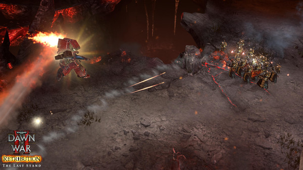 скриншот Dawn of War II: Retribution  The Last Standalone 1