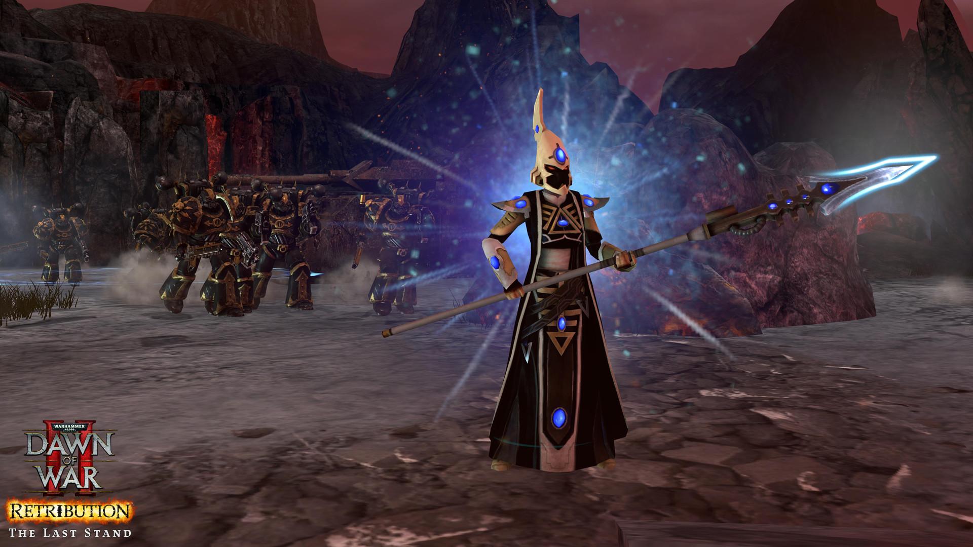 warhammer 40 000 dawn of war - game of the year edition что входит