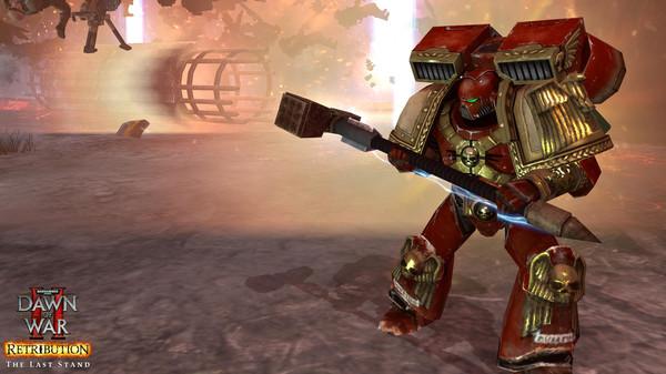 скриншот Dawn of War II: Retribution  The Last Standalone 0
