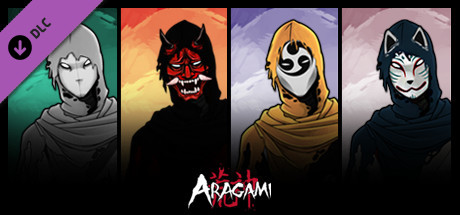 Aragami Assassin Masks Set