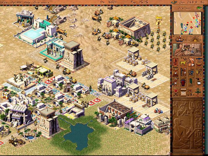 pharao sierra