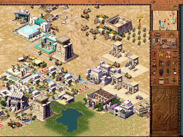 pharaoh pc game download full version