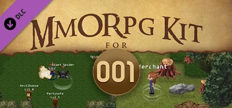 001 Game Creator - MMORPG Kit