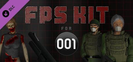 001 Game Creator 3D FPS / Survival Horror Kit