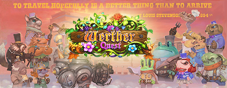 Werther Quest - 维特之旅