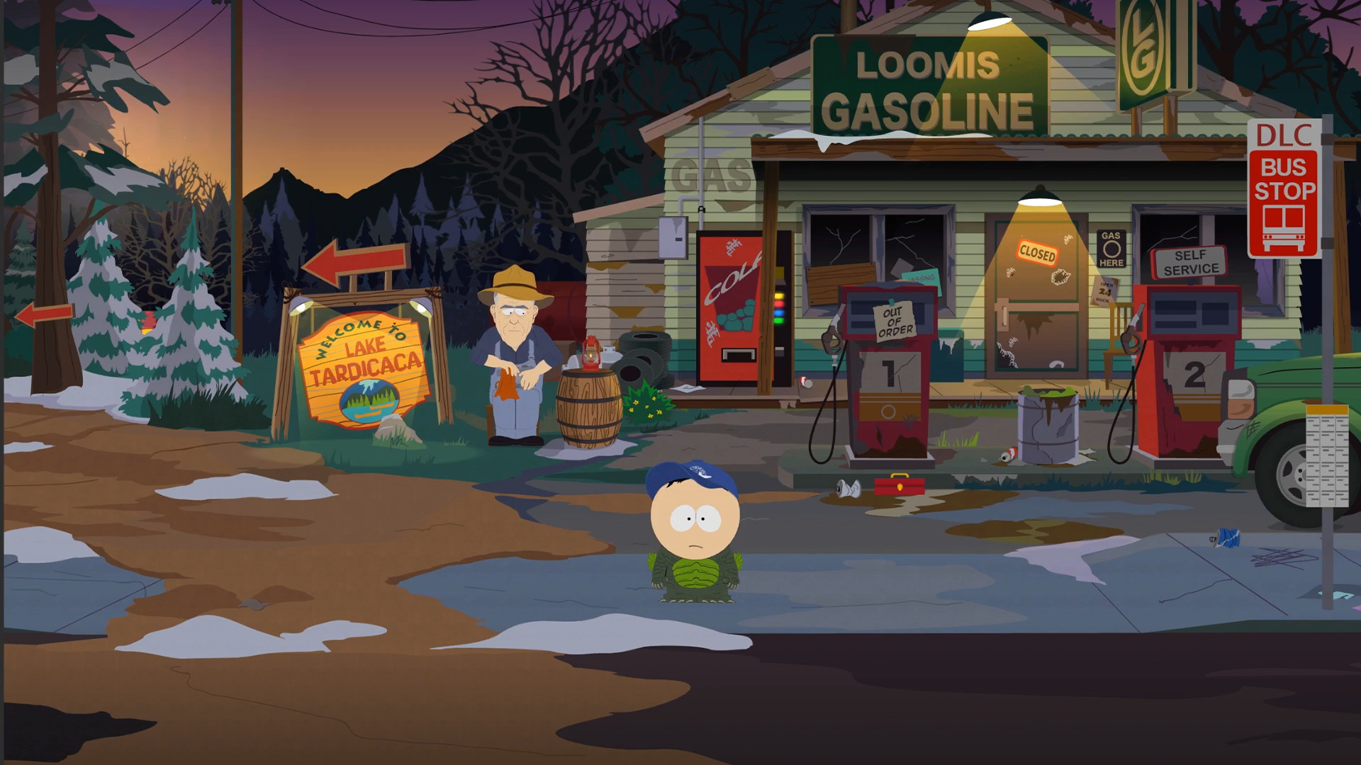 South Park The Fractured But Whole Bring The Crunch On Steam