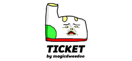 Ticket cover art