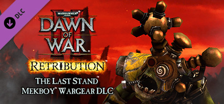 Warhammer 40,000: Dawn of War II - Retribution - Mekboy Wargear DLC