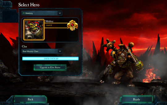 скриншот Warhammer 40,000: Dawn of War II: Retribution - Mekboy Wargear DLC 0