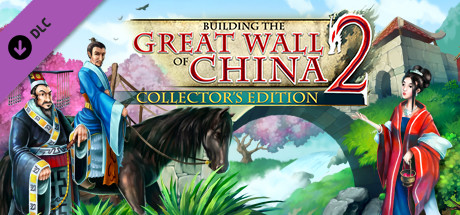 Building the Great Wall of China 2 - Collector's Edition