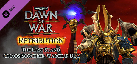 Купить Warhammer 40,000: Dawn of War II - Retribution - Chaos Sorcerer Wargear DLC