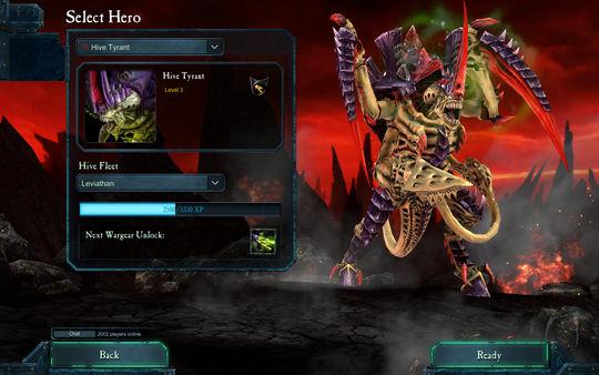 Warhammer 40,000: Dawn of War II - Retribution - Hive Tyrant Wargear DLC