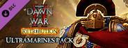 Warhammer 40,000: Dawn of War II - Retribution - Ultramarines DLC