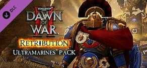 Warhammer 40,000: Dawn of War II - Retribution - Ultramarines DLC cover art