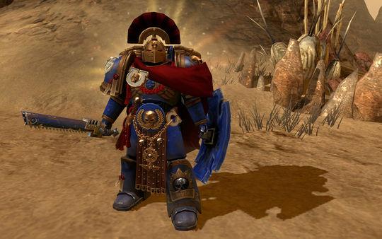скриншот Warhammer 40,000: Dawn of War II Ultramarines Pack 2