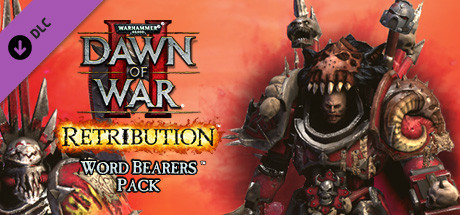 Купить Warhammer 40,000: Dawn of War II: Retribution - Word Bearers Skin Pack (DLC)