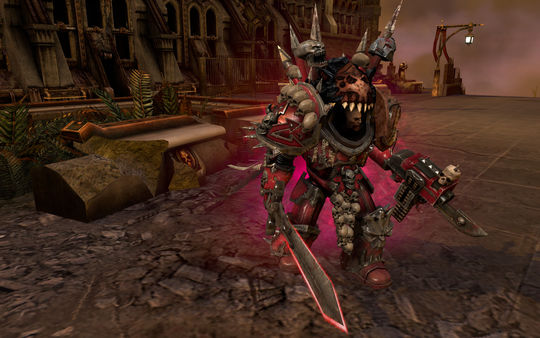 Warhammer 40,000: Dawn of War II: Retribution - Word Bearers Skin Pack (DLC)