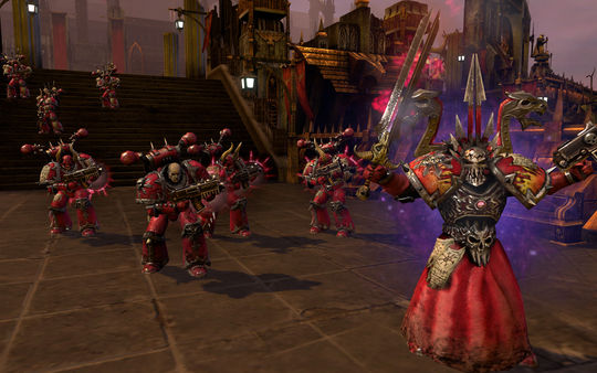 Warhammer 40,000: Dawn of War II: Retribution - Word Bearers Skin Pack (DLC)
