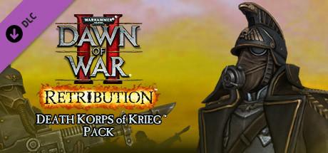 Купить Warhammer 40,000: Dawn of War II - Retribution - Death Korps of Krieg Skin Pack (DLC)