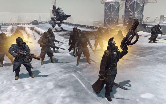 скриншот Warhammer 40,000: Dawn of War II: Retribution - Death Korps of Krieg Skin Pack 0