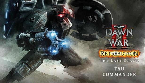 Сэкономьте 75% при покупке Warhammer 40,000: Dawn of War II - Retribution - The Last Stand Tau Commander в Steam
