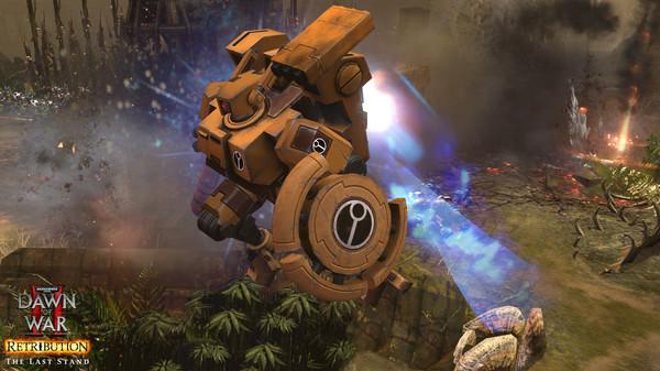 Warhammer 40,000: Dawn of War II - Retribution - The Last Stand Tau Commander (DLC)