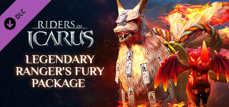 Riders of Icarus: Legendary Ranger's Fury Package